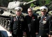На митинге памяти Зинченко В.В., Чудновец А.Н. и Заблоцкий В.П.